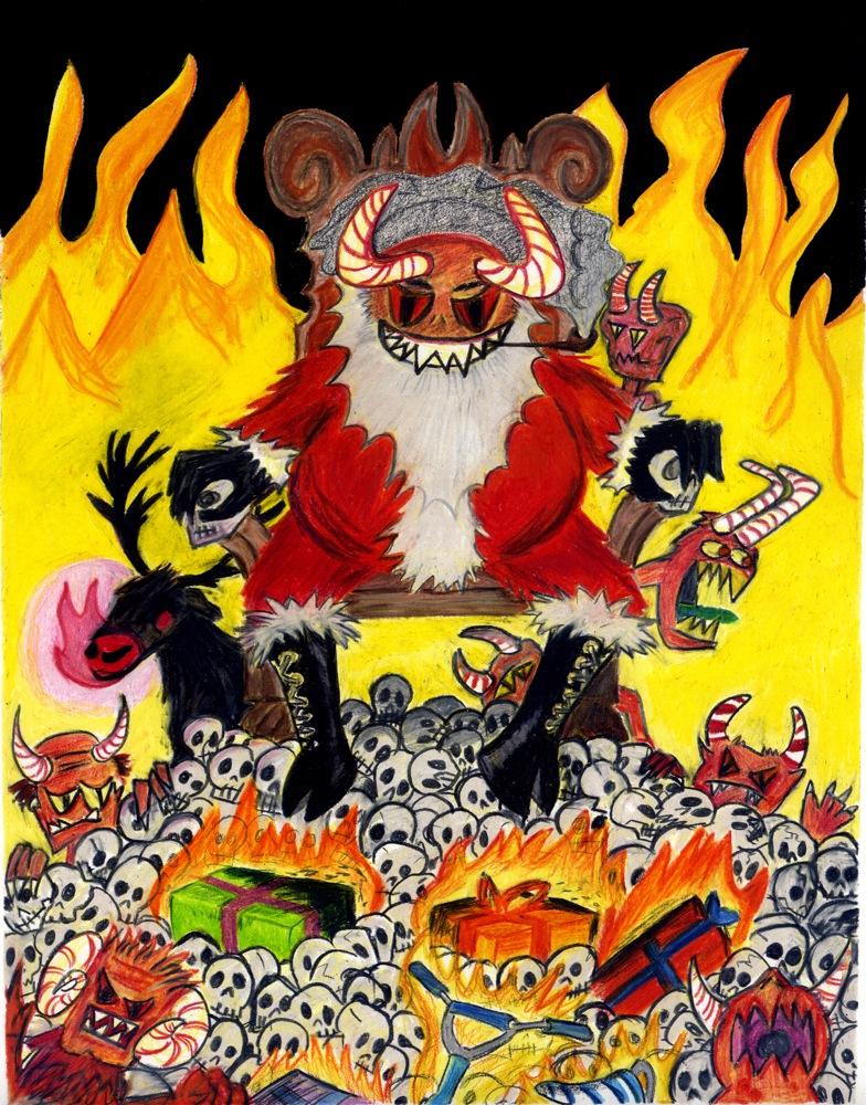 Satan Claus