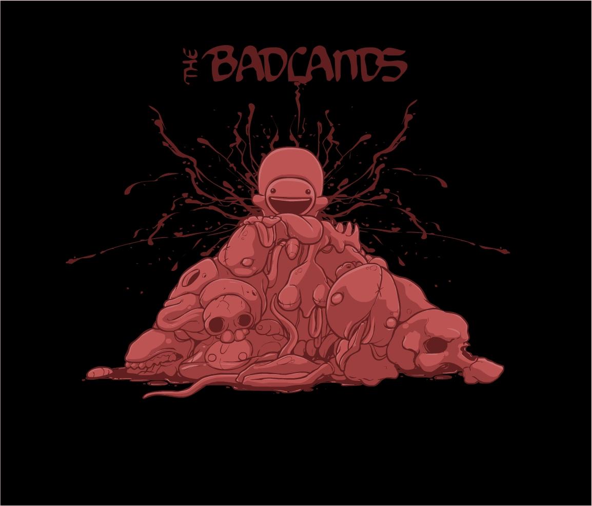 Badlands tshirt image