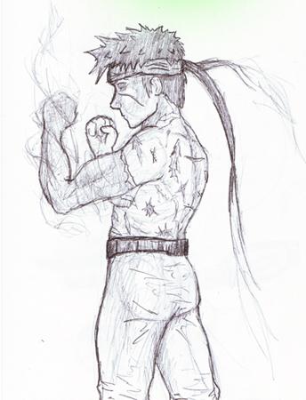 Kinsei sketch