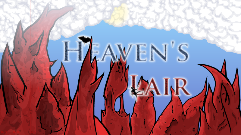 Heaven's Lair main menu