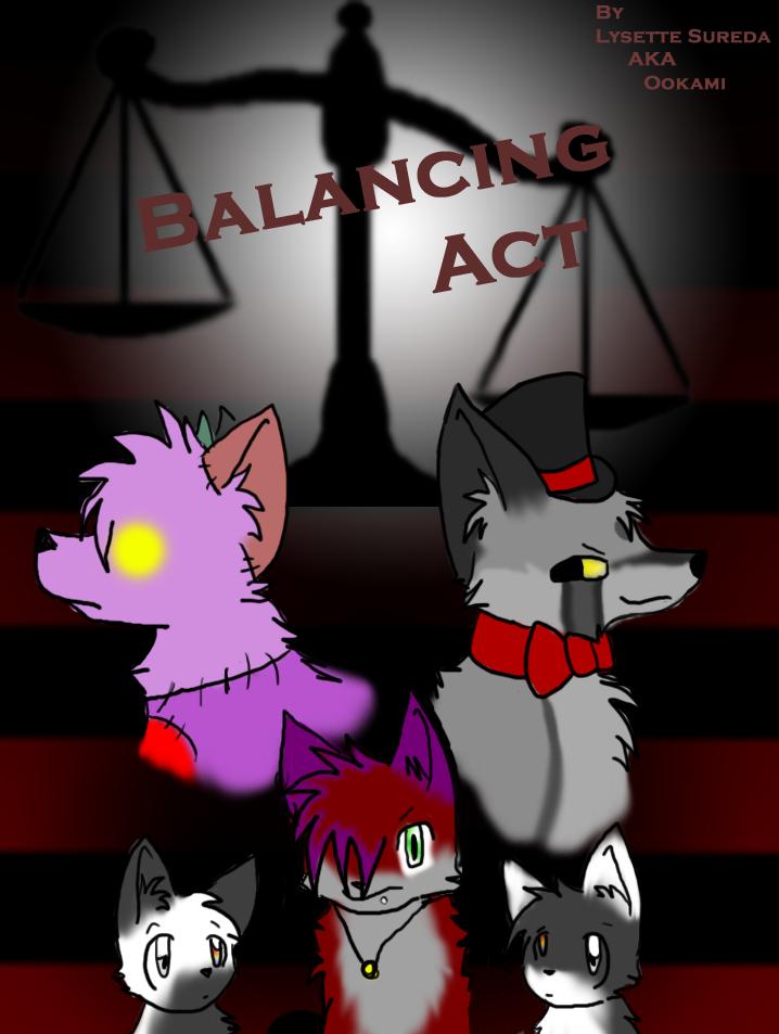 Balancing Act Cover