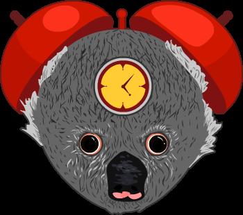 KoalaClockClock