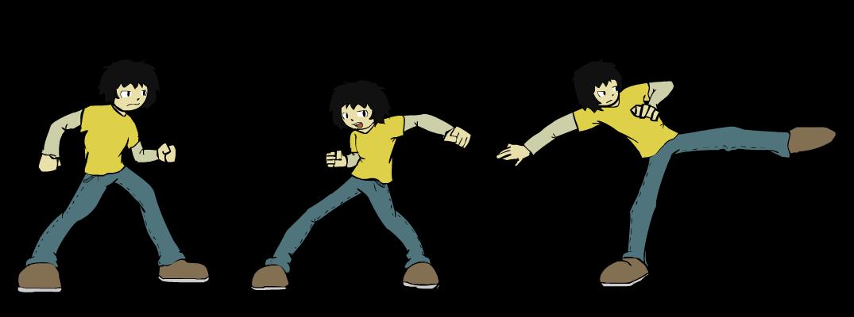 Fighting Bro