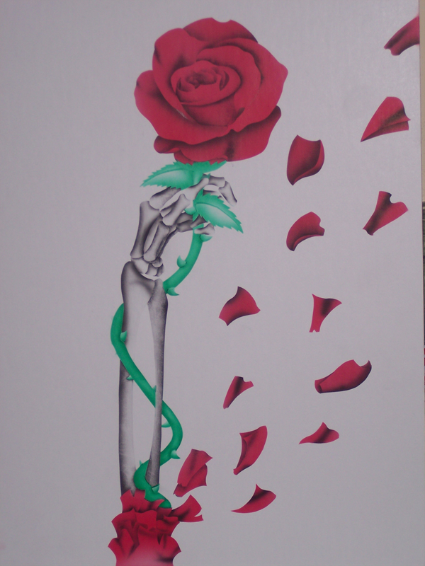 Hold the Rose