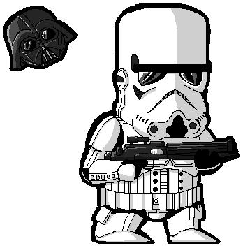 CC Style Storm Trooper