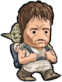 CC Style Luke Skywalker
