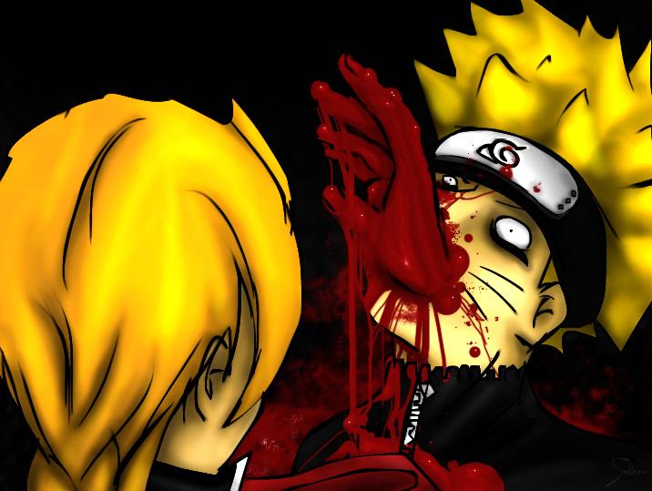 Naruto VS Fullmetal Alchemist