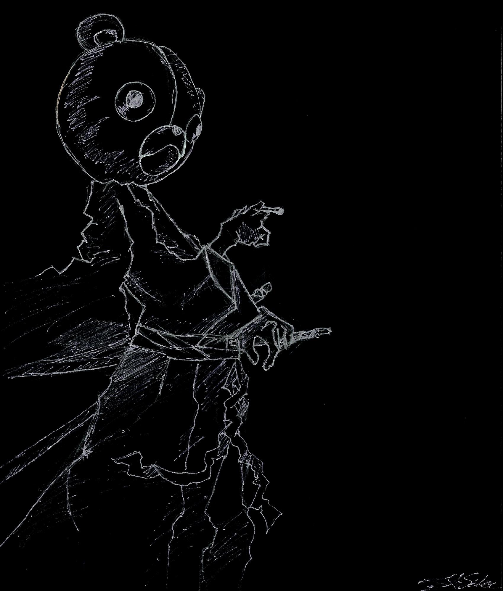 Jinno Scribble