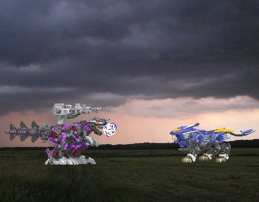 Blade Liger vs Geno Saurer