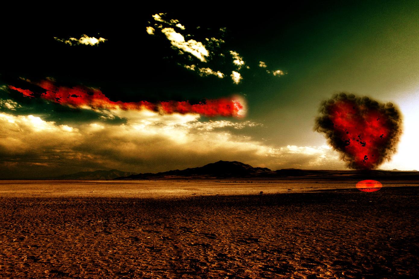 Explosion [GIMP]