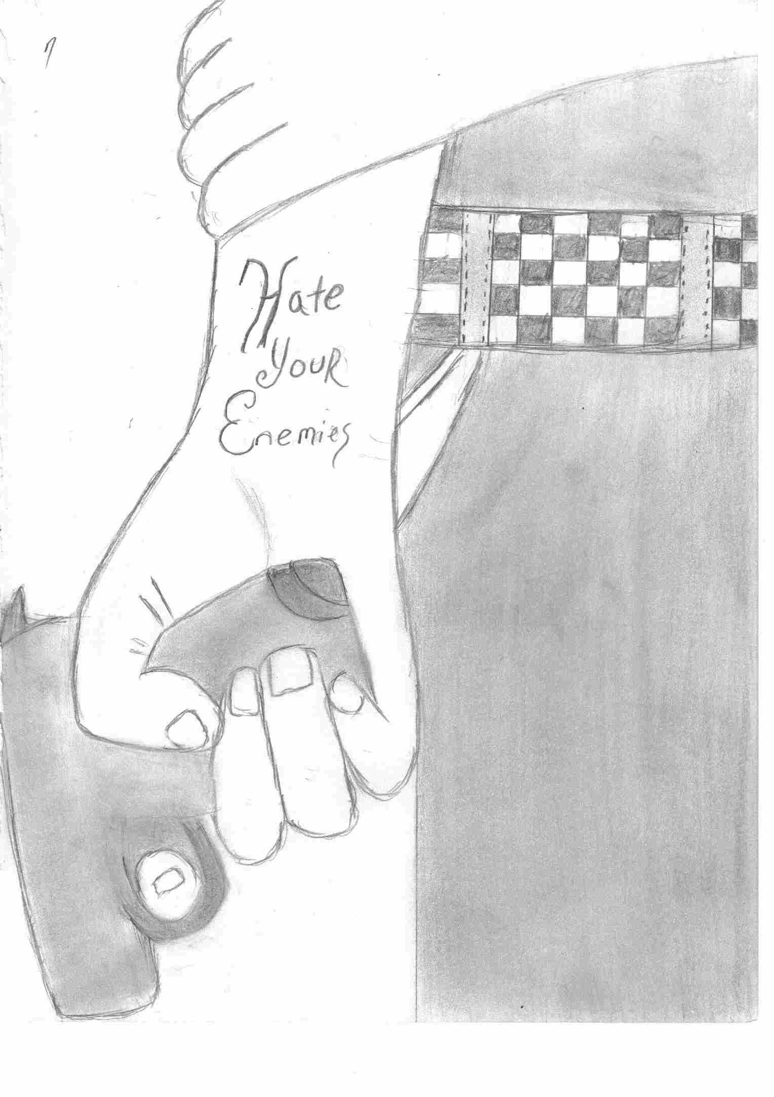 Hate your enemies