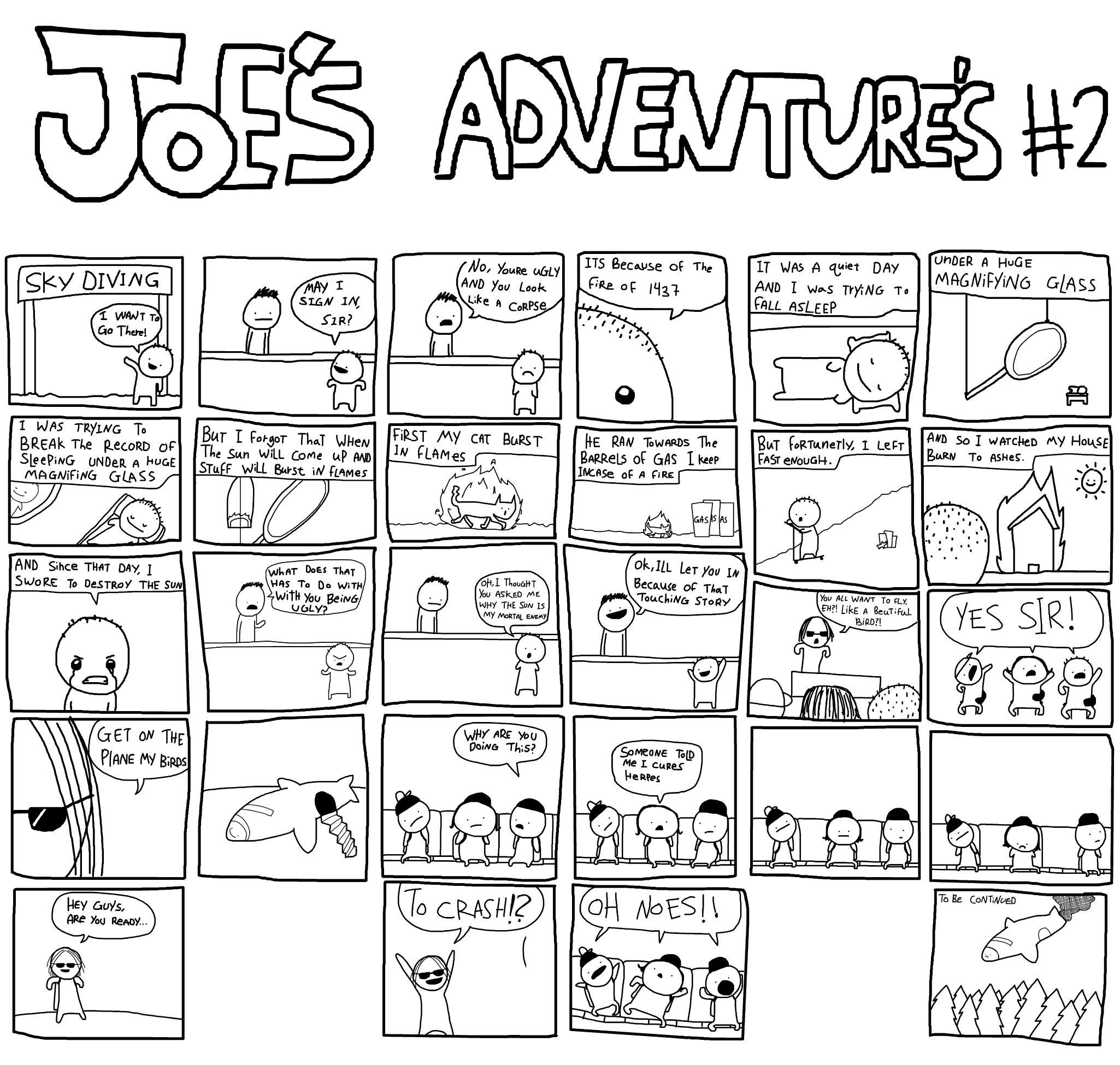 Joes Adventures 2