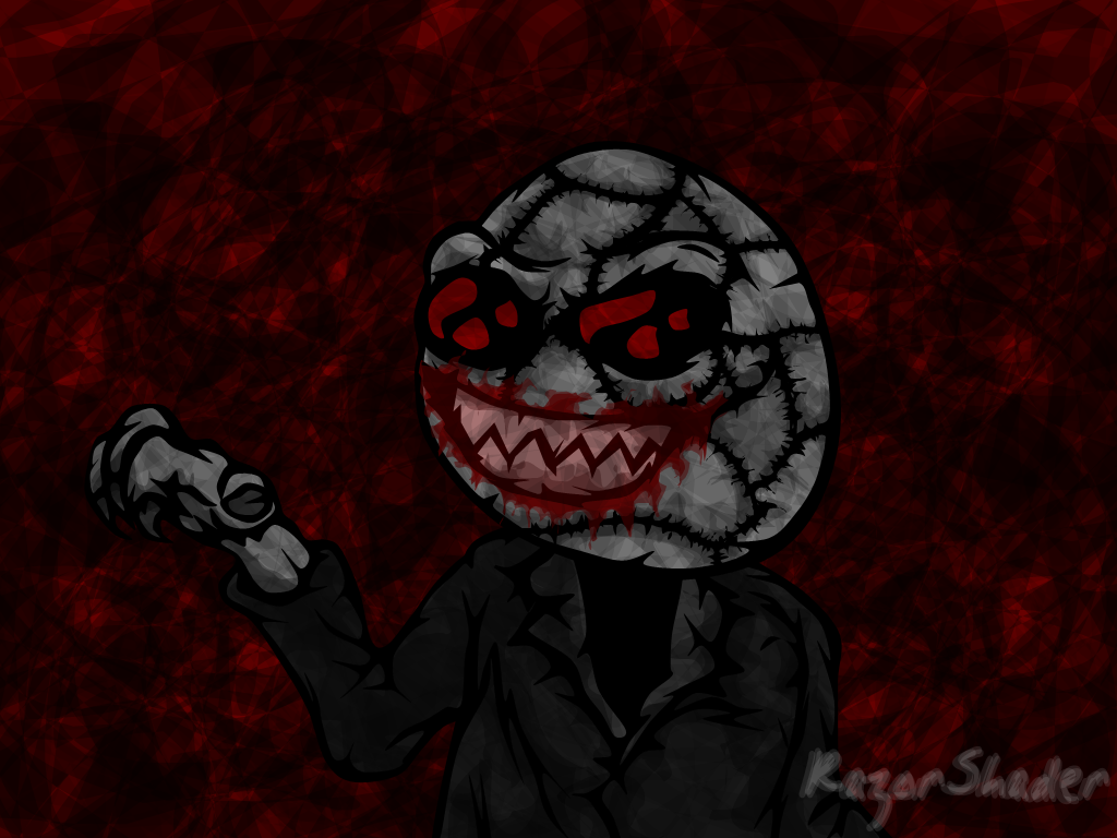 Bloodthirsty Smiley