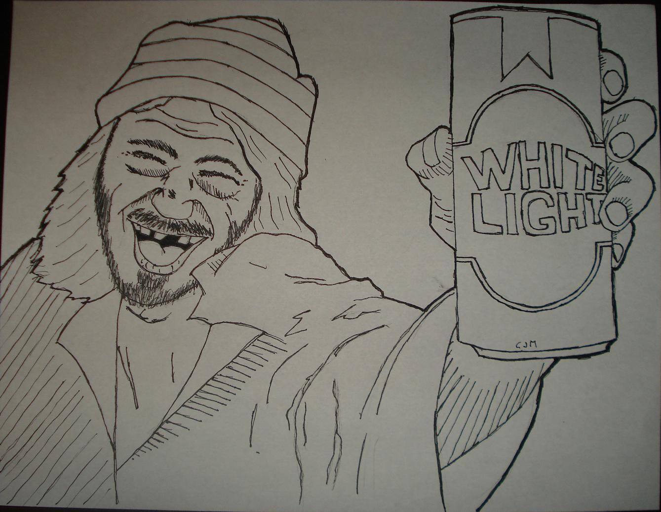 Whit light