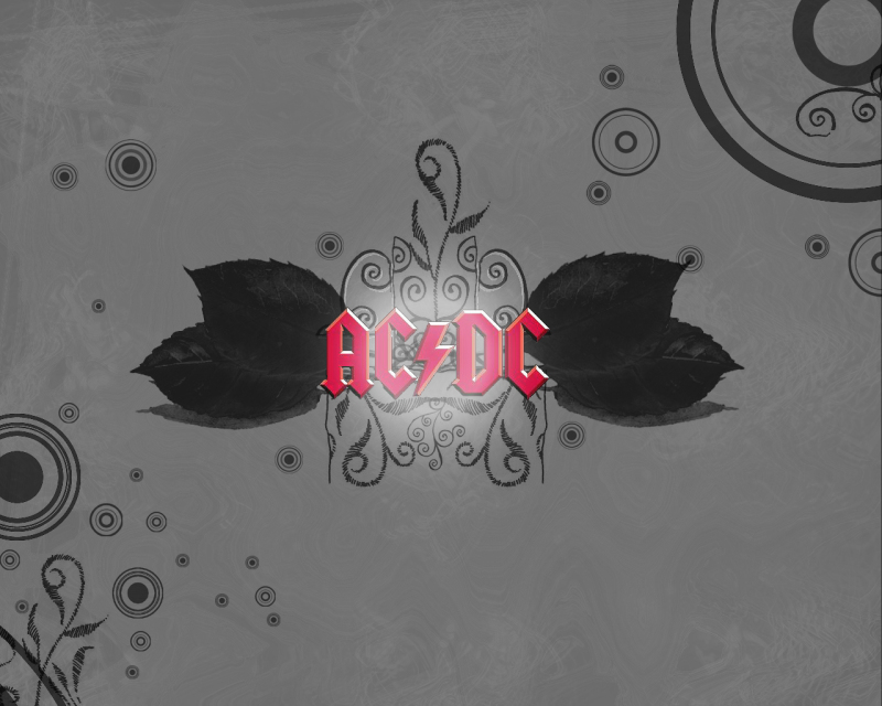ACDC Computer Background