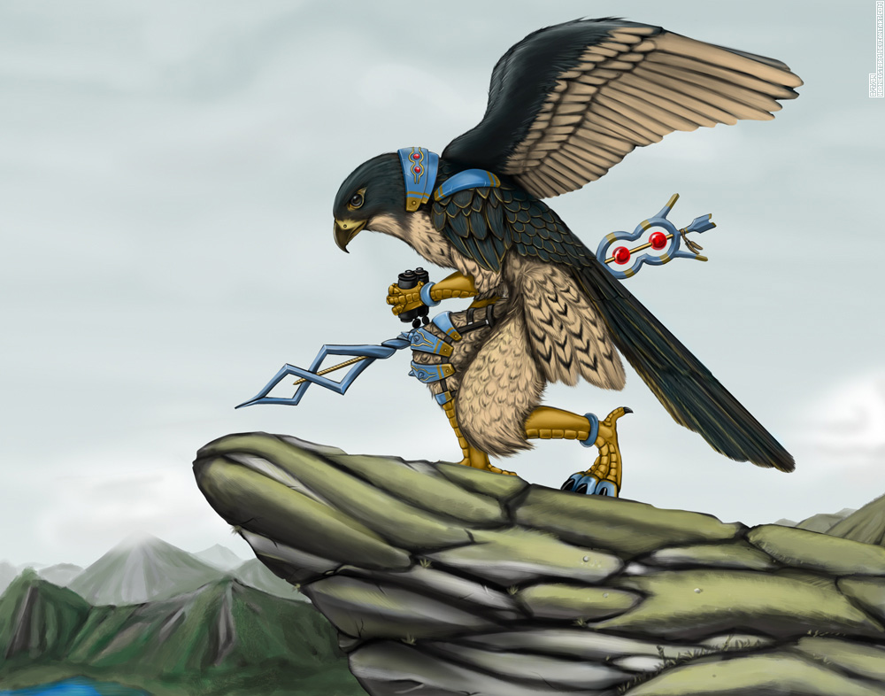 Falcon Sentry