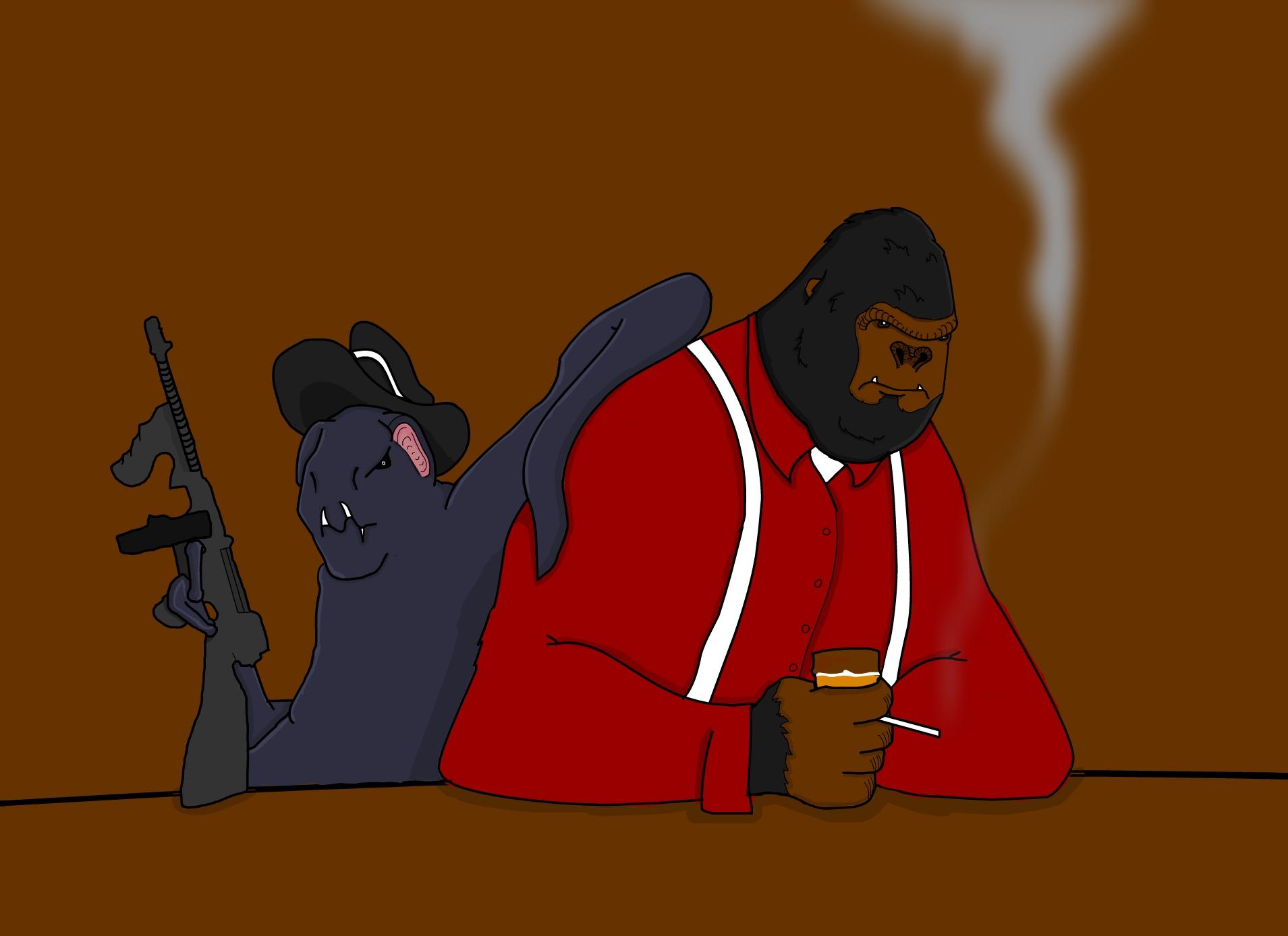 Clover 'n Kong