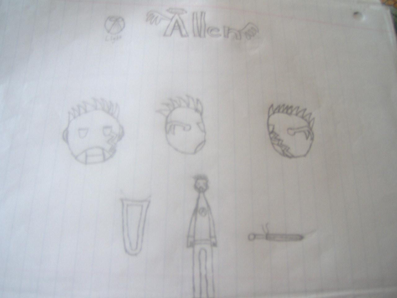 Allen/Alex the Pladin