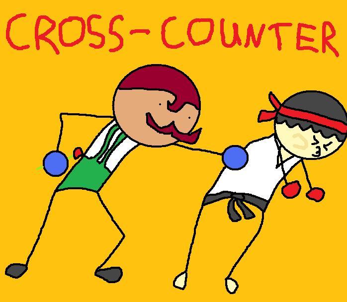 CROSS-COUNTER!