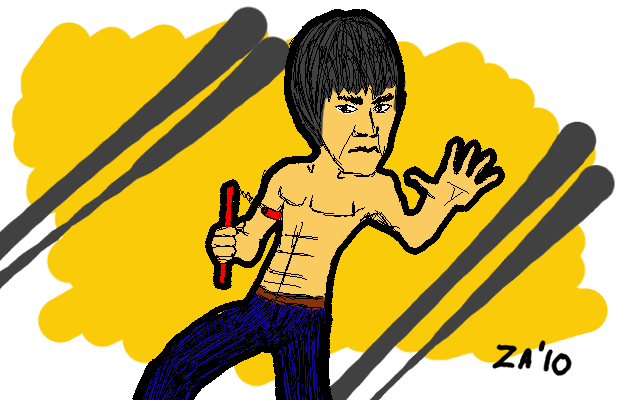 Bruce Lee is a GOD