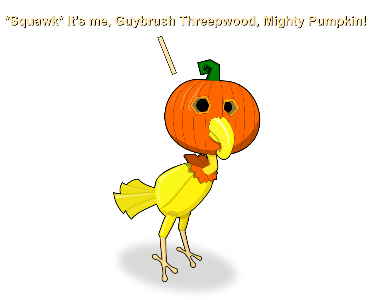 Mighty Pumpkin