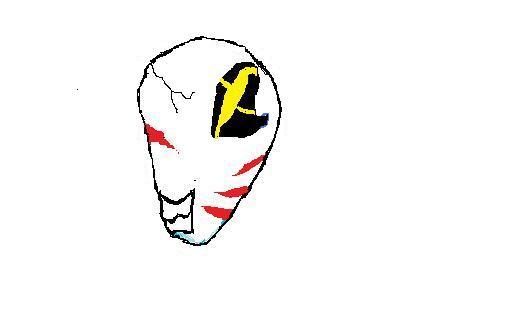 Shinigami mask