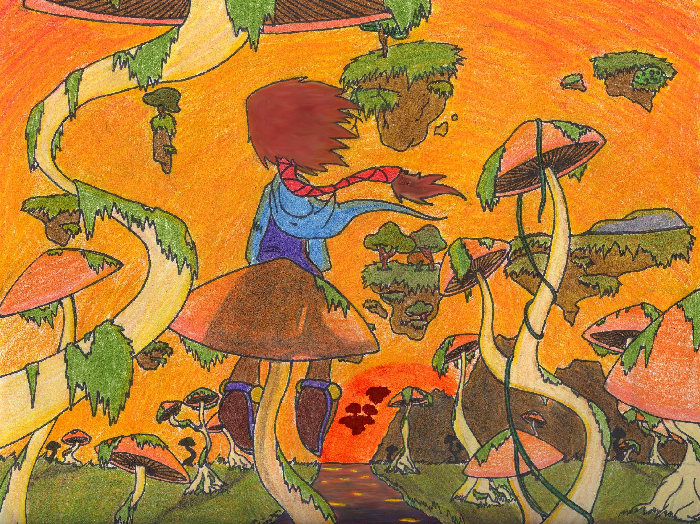 Bhanu Mushroom Plains