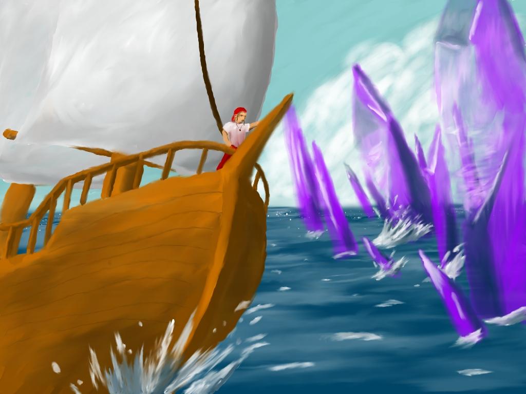 Sea of Crystal
