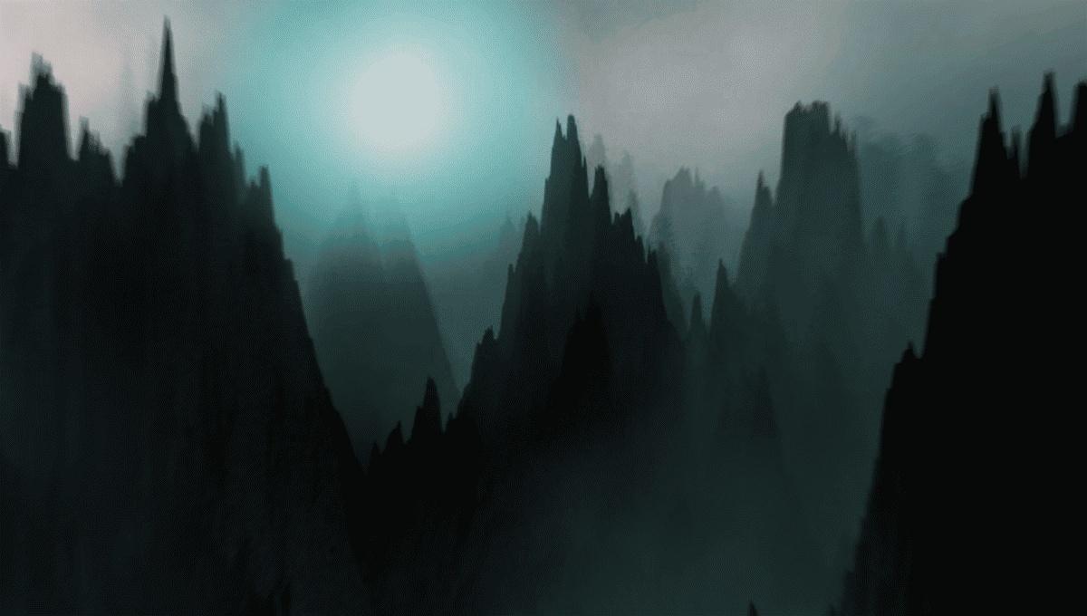 {BT} Dark Mountains