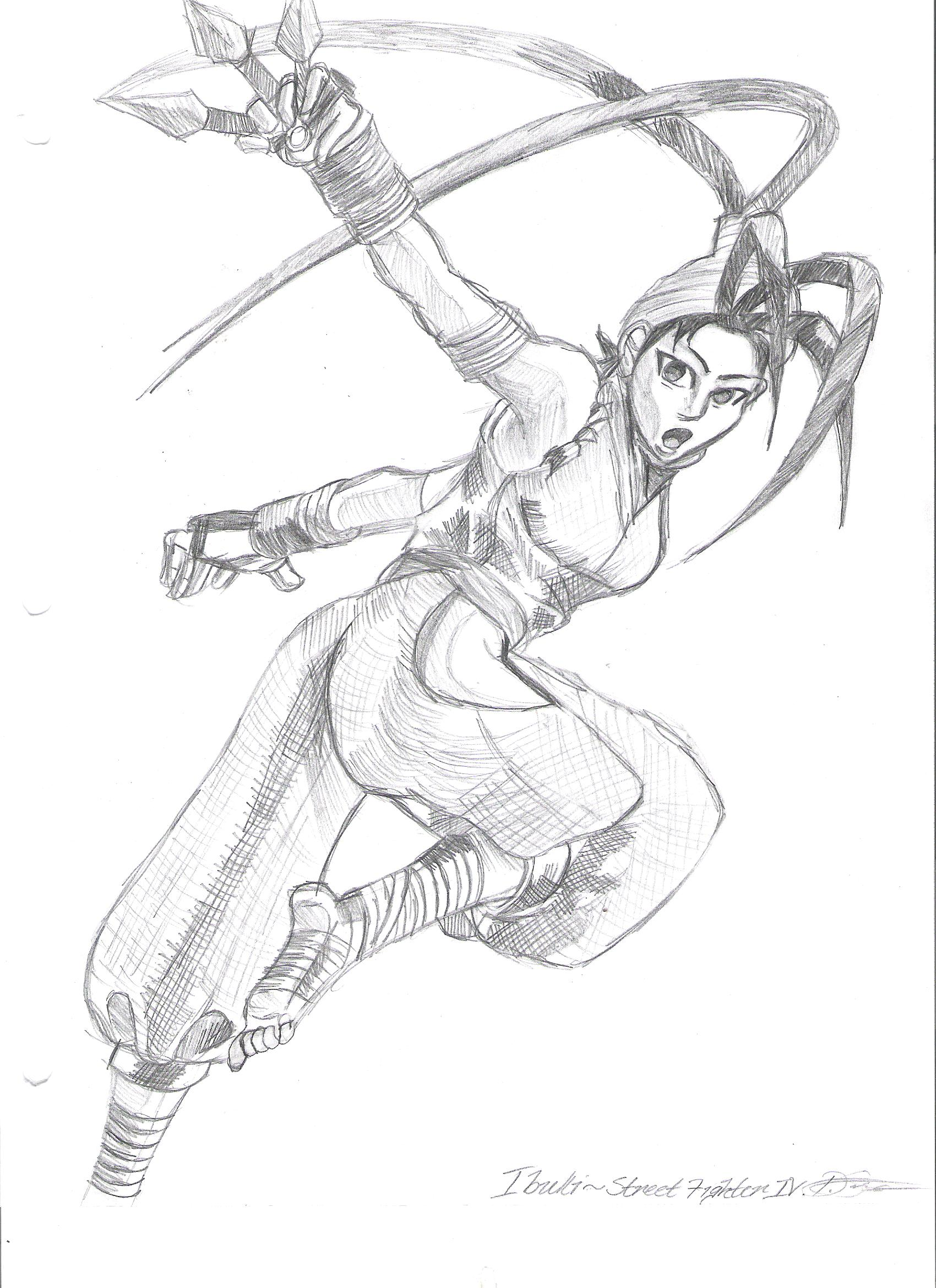 Ibuki ~Super Street Fighter IV