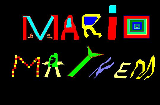 Mario Mayhem - Coming Soon!