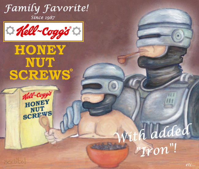 Honey Nut Screws!