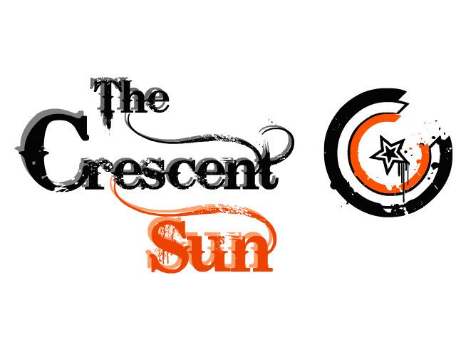The Crescent Sun logo