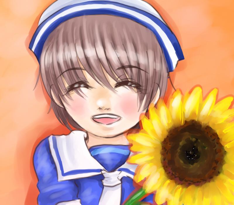 Ushio's Sunflower