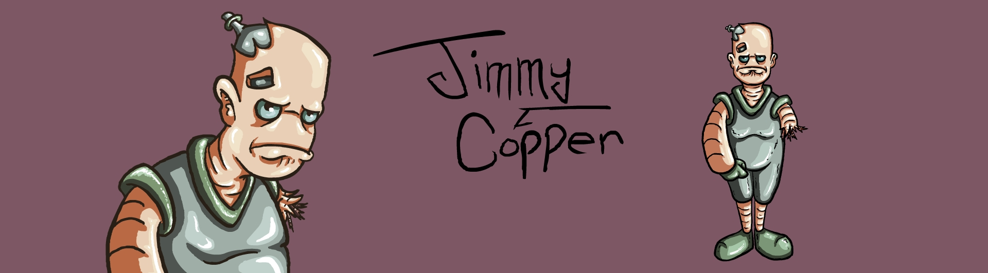 Jimmy Copper