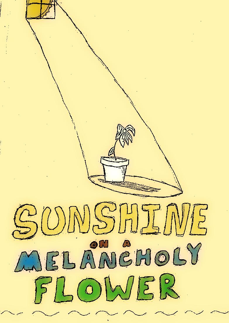 Sunshine on Melancholy Flower