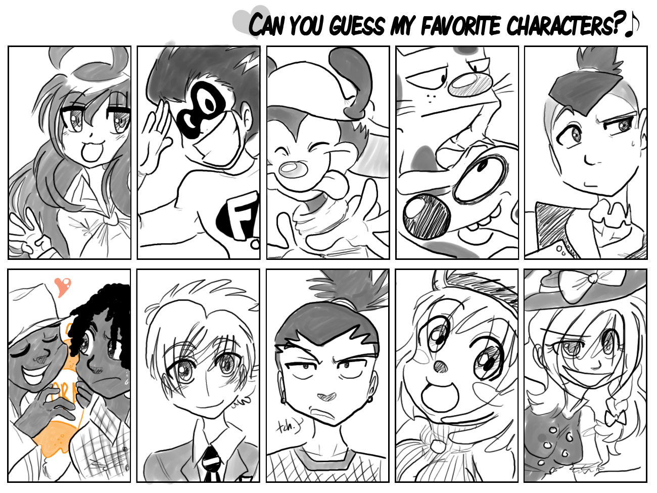 Fave Character Meme