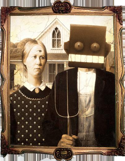 Robot Gothic