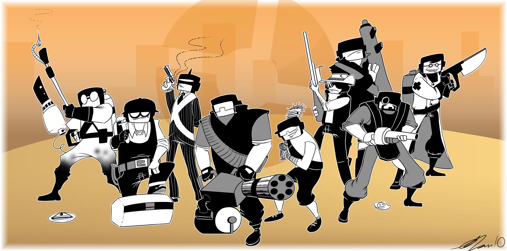 Team Tankmen
