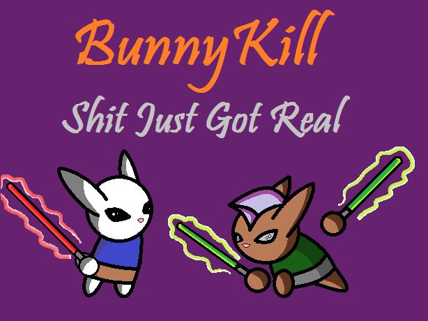 Fan made Bunnykill Background