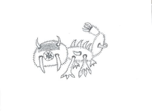FuzzySpider-Scrorpian-Thingy