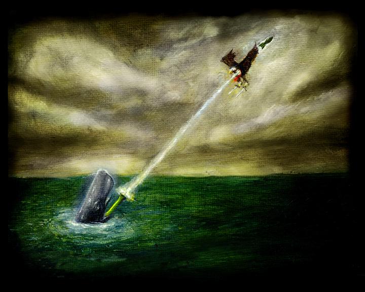 Bazooka Whale