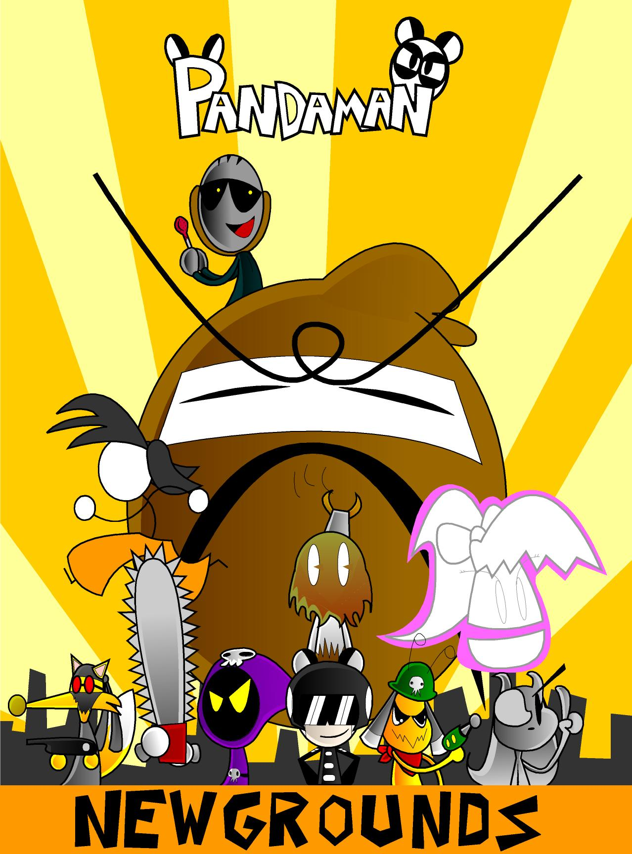 Pandaman Newgrounds