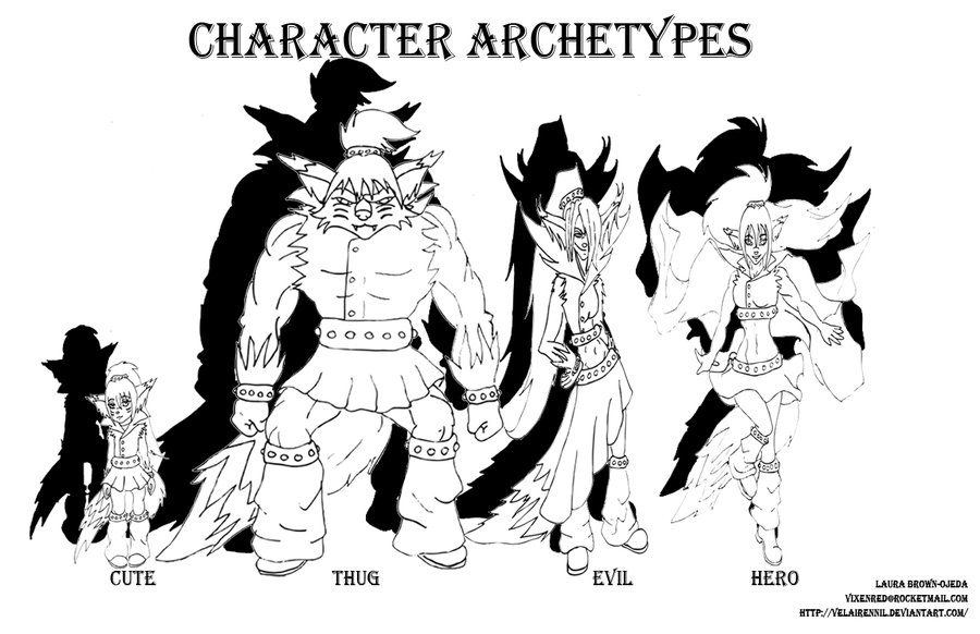 Vixen Archetypes