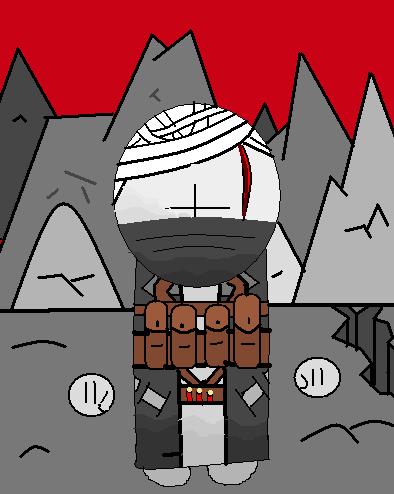 MCC Character: Mack