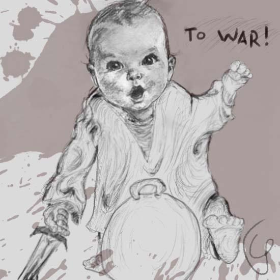Gerber Baby Barbarian