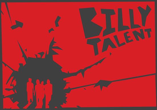 Billy Talent Fan Art