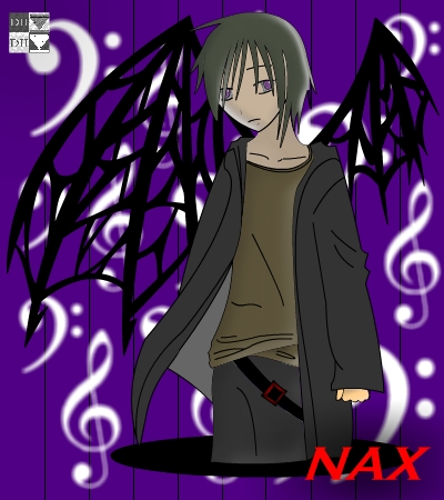 Nax Character Design