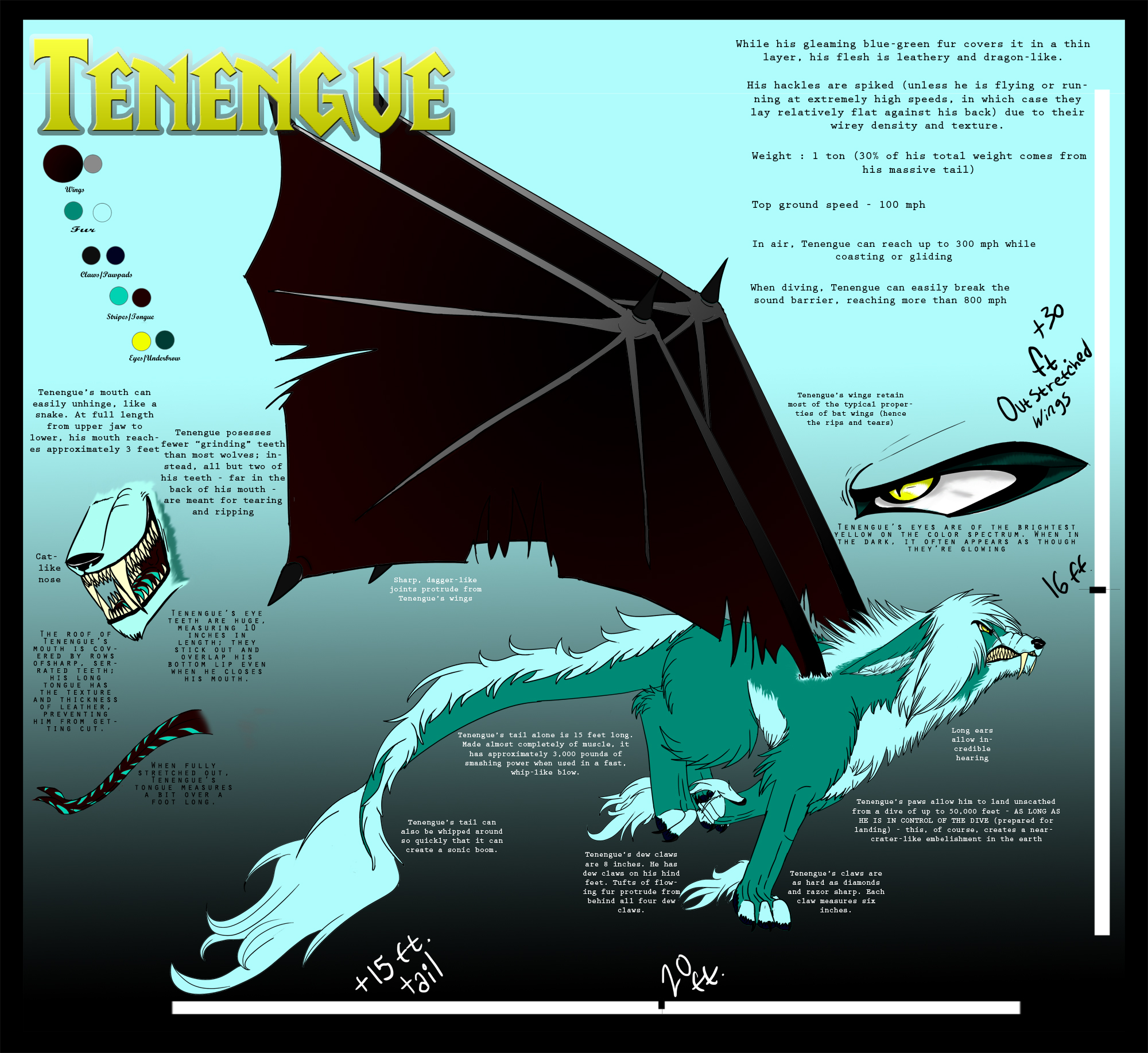 Tenengue's Ref Sheet