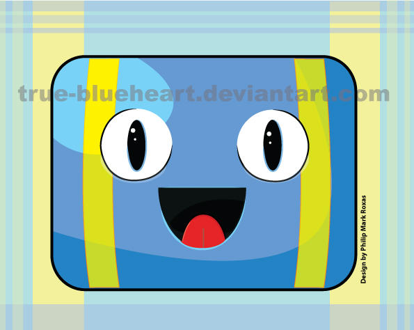 My Vector Character 06